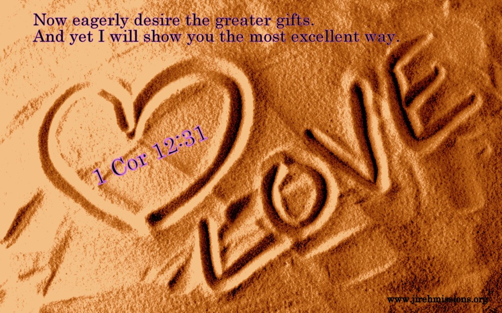 Love is an Indispensable gift