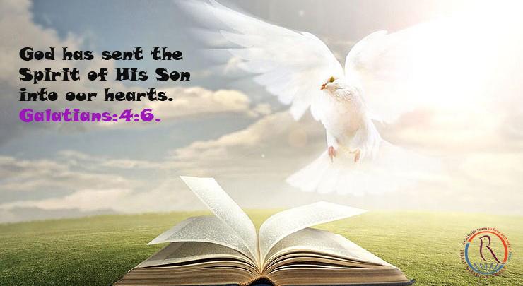 Heaven Voice - God has sent His Spirit