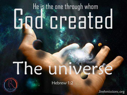 The creator of Universe...
