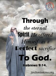 Perfect sacrifice....