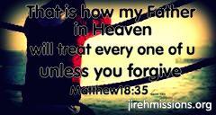 Forgiveness...