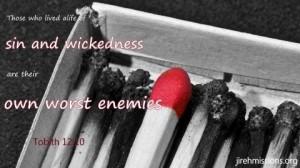 Worst enemies for us...